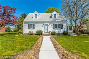 Photo of 409 COLUMBUS AVE, FREDERICK, MD 21701 (MLS # FR9632208)