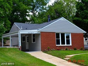Photo of 1322 GLENDALE RD, BALTIMORE, MD 21239 (MLS # BC10249209)