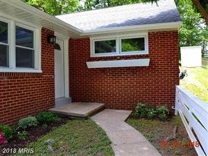 Tiny photo for 1322 GLENDALE RD, BALTIMORE, MD 21239 (MLS # BC10249209)