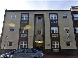Photo of 1512 MARION ST NW #102, WASHINGTON, DC 20001 (MLS # DC10195209)