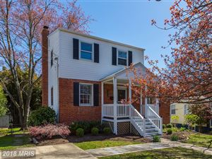 Photo of 11713 KINGTREE ST, SILVER SPRING, MD 20902 (MLS # MC10216209)