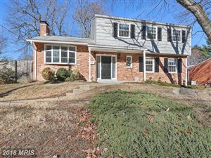 Photo of 105 CLAYBROOK DR, SILVER SPRING, MD 20902 (MLS # MC10156210)