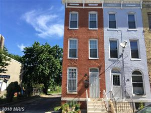 Photo of 1100 PRESTON ST, BALTIMORE, MD 21202 (MLS # BA10275211)