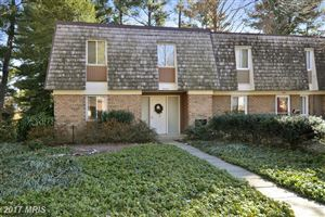 Photo for 19013 COLTFIELD CT, GAITHERSBURG, MD 20886 (MLS # MC9855211)