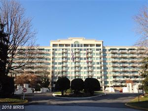 Photo of 5450 WHITLEY PARK TER #HR-201, BETHESDA, MD 20814 (MLS # MC10114213)