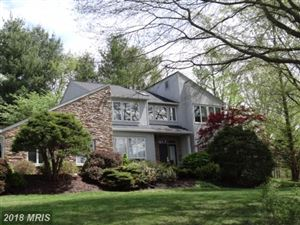 Photo of 11086 HIDDEN TRAIL DR, OWINGS MILLS, MD 21117 (MLS # BC10156214)
