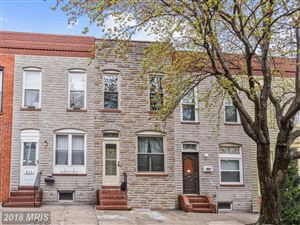 Photo of 805 PORT ST S, BALTIMORE, MD 21224 (MLS # BA10221216)