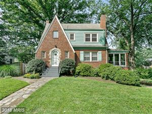 Photo of 1212 INGLEWOOD ST N, ARLINGTON, VA 22205 (MLS # AR10324217)