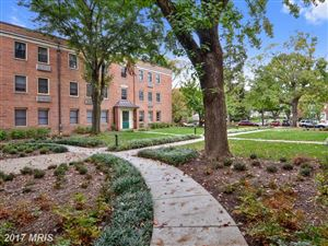Photo of 4820 CHEVY CHASE DR #103, CHEVY CHASE, MD 20815 (MLS # MC10087217)