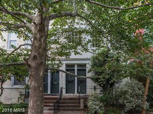 Photo of 622 4TH ST NE, WASHINGTON, DC 20002 (MLS # DC10299221)