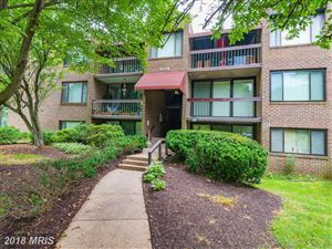 Photo of 8729 HAYSHED LN #24, COLUMBIA, MD 21045 (MLS # HW10278221)