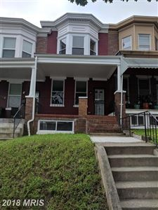 Photo of 2925 WINDSOR AVE, BALTIMORE, MD 21216 (MLS # BA10326222)