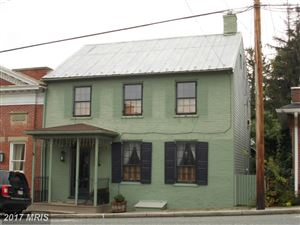 Photo of 142 CUMBERLAND ST, CLEAR SPRING, MD 21722 (MLS # WA10051222)