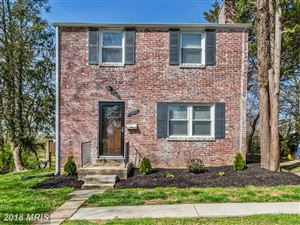 Photo of 7500 16TH AVE, TAKOMA PARK, MD 20912 (MLS # PG10220226)