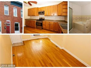 Photo of 139 ELLWOOD AVE, BALTIMORE, MD 21224 (MLS # BA10247227)