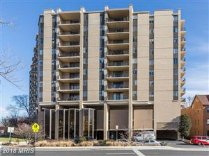 Photo of 4242 EAST WEST HWY #718, CHEVY CHASE, MD 20815 (MLS # MC10148227)