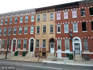 Photo of 7 FULTON AVE, BALTIMORE, MD 21223 (MLS # BA10186228)