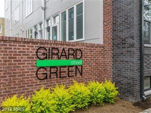Photo of 1007 GIRARD ST NW #B, WASHINGTON, DC 20001 (MLS # DC10236228)