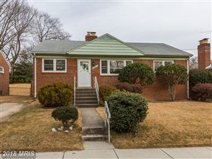 Photo of 2607 LOMA ST, SILVER SPRING, MD 20902 (MLS # MC10125228)