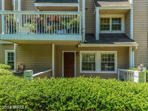 Photo of 5708 CHAPMAN MILL DR #360, ROCKVILLE, MD 20852 (MLS # MC10262230)