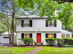 Photo of 5703 STONY RUN DR, BALTIMORE, MD 21210 (MLS # BA10324231)