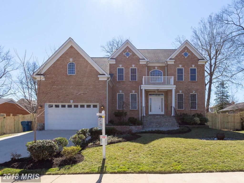 Photo for 7405 BLACKFORD ST, SPRINGFIELD, VA 22151 (MLS # FX10174237)