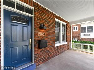 Photo of 3102 RODMAN ST NW, WASHINGTON, DC 20008 (MLS # DC10221240)