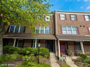 Photo of 2126 HUTCHISON GROVE CT, FALLS CHURCH, VA 22043 (MLS # FX10322240)