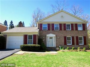 Photo of 1214 FALLSMEAD WAY, ROCKVILLE, MD 20854 (MLS # MC10214241)