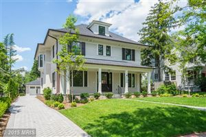 Photo of 9 OXFORD ST, CHEVY CHASE, MD 20815 (MLS # MC8657241)