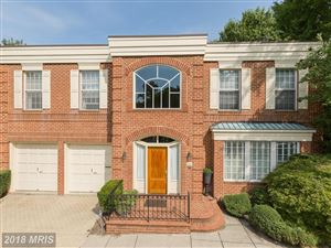Photo of 4614 FOXHALL CRES NW, WASHINGTON, DC 20007 (MLS # DC10217242)