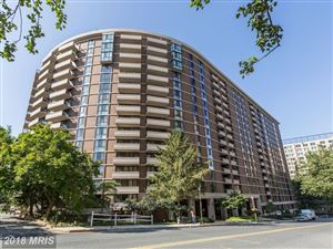 Photo of 4620 PARK AVE #PH07W, CHEVY CHASE, MD 20815 (MLS # MC10153242)