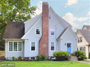 Photo of 6808 DELAWARE ST, CHEVY CHASE, MD 20815 (MLS # MC9908242)