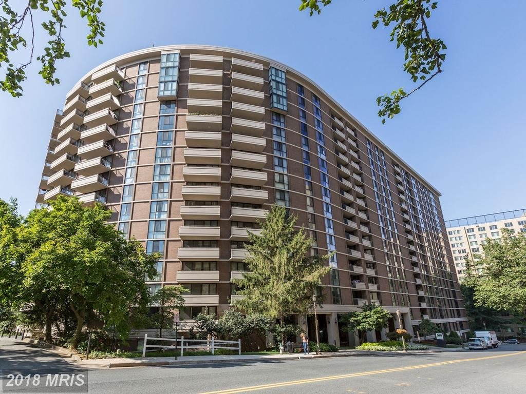 Photo for 4620 PARK AVE #PH07W, CHEVY CHASE, MD 20815 (MLS # MC10153242)