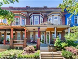 Photo of 3216 ABELL AVE, BALTIMORE, MD 21218 (MLS # BA10275247)