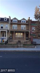 Photo of 2322 NORTH CAPITOL ST NW, WASHINGTON, DC 20002 (MLS # DC10111247)