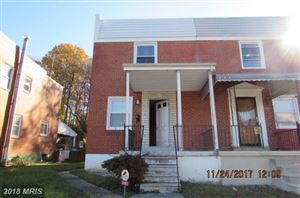 Photo of 5903 LILLYAN AVE, BALTIMORE, MD 21206 (MLS # BA10121248)