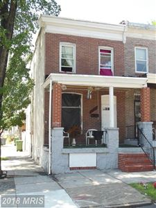 Photo of 1420 MILTON AVE N, BALTIMORE, MD 21213 (MLS # BA10317248)