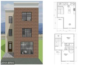 Photo of 311 SOUTH ST W #A, FREDERICK, MD 21701 (MLS # FR10241248)