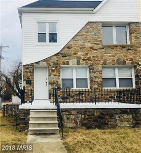 Photo of 5457 JONQUIL AVE, BALTIMORE, MD 21215 (MLS # BA10159249)