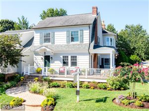 Photo of 125 MONTICELLO AVE, ANNAPOLIS, MD 21401 (MLS # AA10063251)