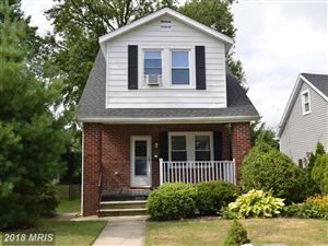Photo of 3015 WOODHOME AVE, BALTIMORE, MD 21234 (MLS # BA10305251)