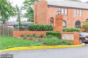 Photo of 526 BRUMMEL CT NW #526, WASHINGTON, DC 20012 (MLS # DC10244251)