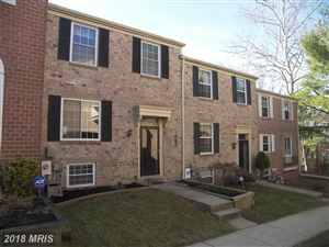 Photo of 9729 SOFTWATER WAY, COLUMBIA, MD 21046 (MLS # HW10161251)