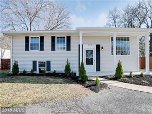 Photo of 5510 HILL WAY, SUITLAND, MD 20746 (MLS # PG10212251)