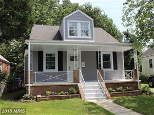 Photo of 4507 38TH AVE, BRENTWOOD, MD 20722 (MLS # PG10323251)