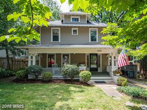 Photo of 4309 LELAND ST, CHEVY CHASE, MD 20815 (MLS # MC10278254)