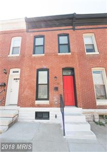Photo of 1726 CLARKSON ST, BALTIMORE, MD 21230 (MLS # BA10247256)