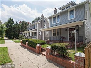 Photo of 3416 24TH STREET NE, WASHINGTON DC NW, WASHINGTON, DC 20018 (MLS # DC10137256)