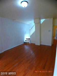 Photo of 1907N PAYSON ST, BALTIMORE, MD 21217 (MLS # BA10324260)